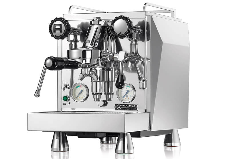 The new Giotto Coffee Machine has arrived